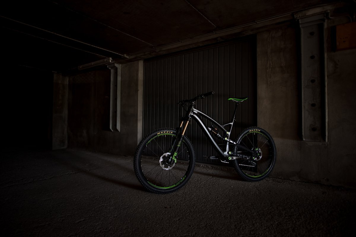 Hope HB-160 Carbonbike: Test und Vorstellung des Bikes - MTB-News.de