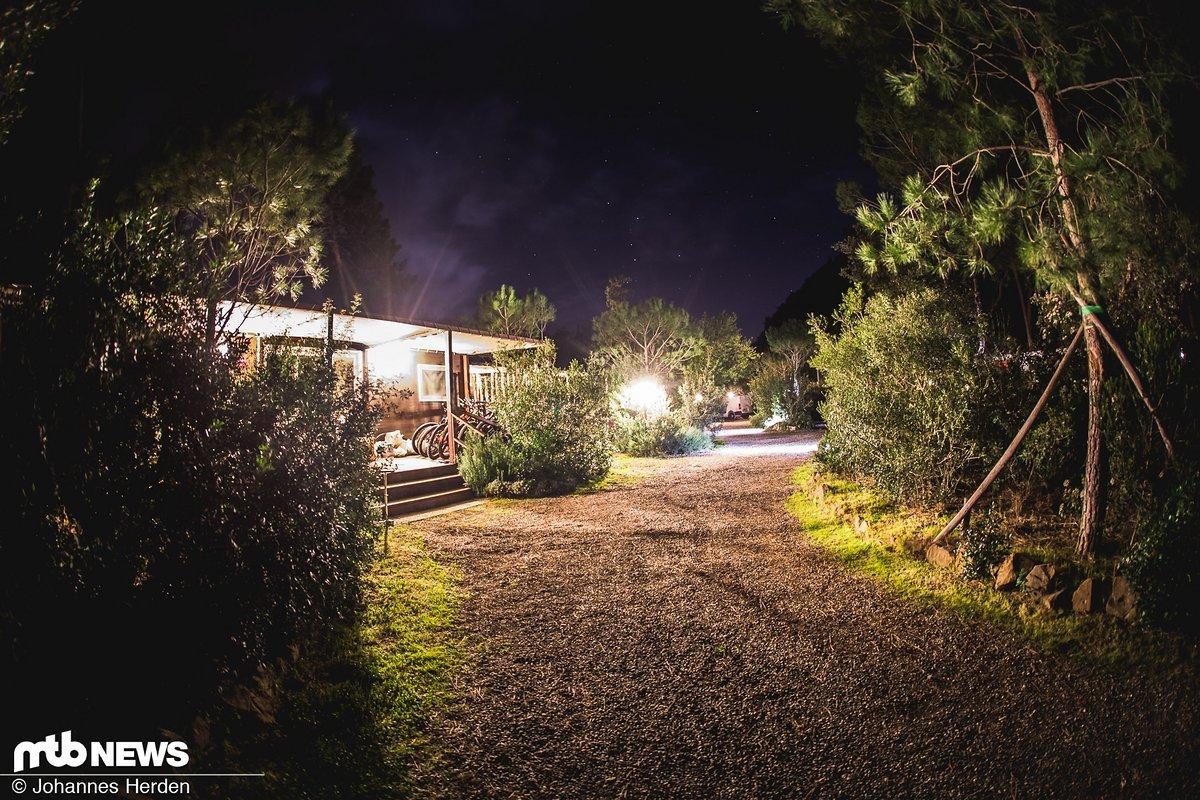 """Eins unserer Mobile Homes im """"PuntAla Resort"""". Bis zum nächsten Mal!"""