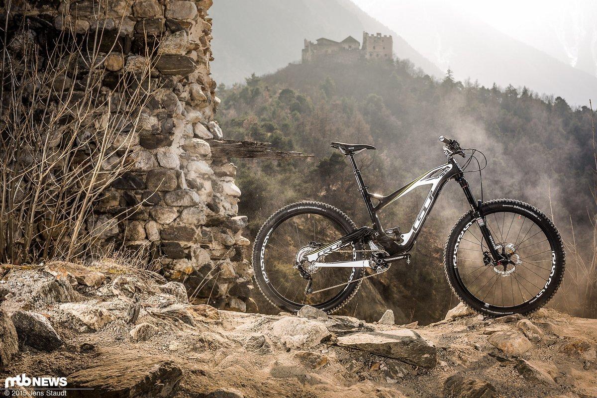 2a37e3bd108 Mein Dauertest-Bike für die Saison 2015: Mit dem GT Force X Carbon Pro