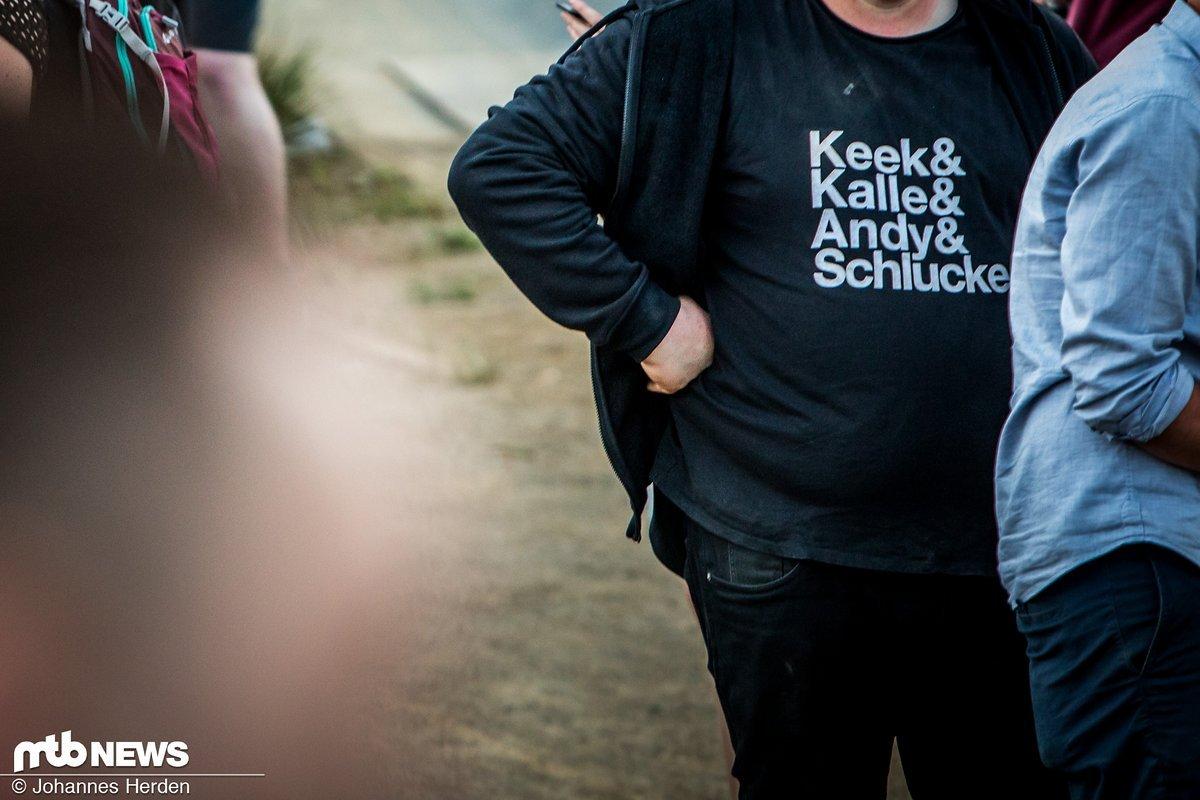 Das Sauerland ist nicht weit vom Ruhrpott entfernt - hier hat jemand Filmgeschmack!