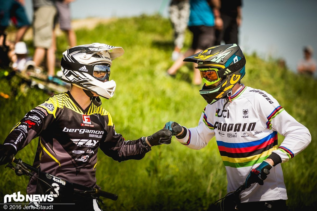 4Cross ist einfach eine großartige und faire Disziplin im Mountainbike-Sport