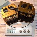 Pedale - Crank Brothers 5050XX - 586g.JPG