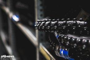 Im Winter sicher wieder gefragt: Spike-Reifen von Schwalbe