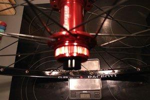RS4 CL - Pacenti CL25 - Sapim D-Light/Race