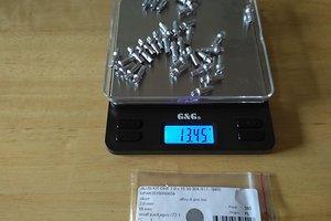 Pro Lock Squorx Pro Head Aluminium