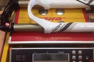 Reba SL 100 mm Lock-Out