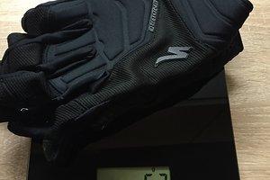 Enduro Vollfinger-Handschuh