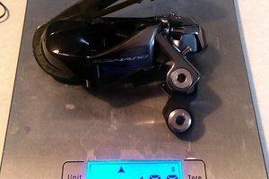Dura Ace Di2 RD-R9150 Shadow