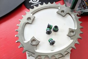 XTR M9000 TRACTION CHAINRING (Oval)