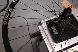 E1700 SPLINE TWO 29'' (25mm) Disc IS BOOST (12x148mm) Black HR