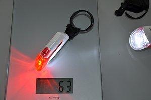 LS 330 Hinten (inkl. Batterien)