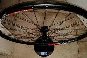 Go Cycle Donuts Hope Pro2 Evo DT EX471 650B Sapim Laser DT Squorx Alu Nippel 15/100