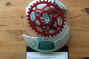 SRAM OVAL GXP® TRACTION