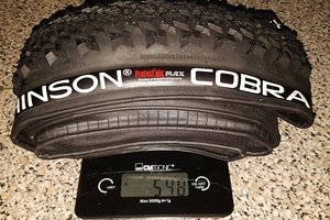 Cobra  tubeless ready