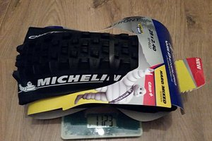 "Michelin Wild Enduro Front Gum-X 29"" Faltreifen"