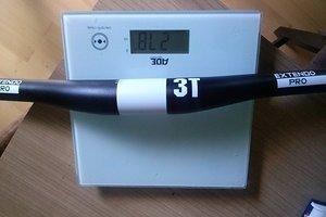 Flat Bar Extendo Pro sw 740mm 12°/0°