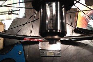 240s - DT Swiss XR 331 - Sapim Laser/D-Light