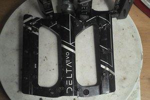 Delta EVO Pedals