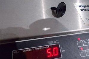 Aluminium integrate screw