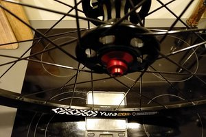 The P.O.G. MTB Disc - Ryde Yura 28 - cnSpoke DB454
