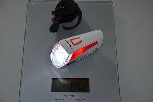 LS 330 Vorne (inkl. Batterien)