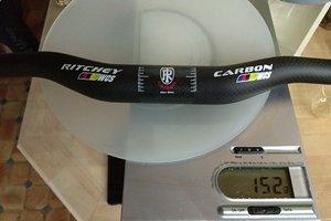 Dodici WCS 3k Carbon Riser, black matte