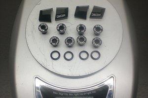 Chainring conversion kit