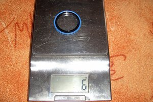 Gabelkonus 1.5 Aluminium