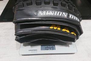 Minion DHF+ TR EXO+ 3C MaxxTerra