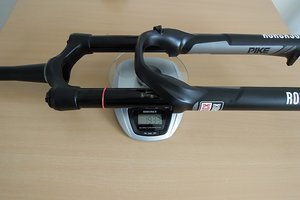 """Pike 29"""" RCT3 Soloair 150mm"""