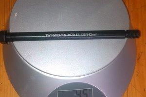 Fanes 3.0 Steckachse Twinworks 1970 12x135/142