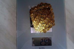 X 9 L Gold