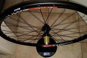 Go Cycle Donuts Hope Pro2 Evo DT EX471 650B Sapim Laser DT Squorx Alu Nippel 650B 12/142mm