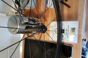Strike SLG Carbon Clincher Vorderrad