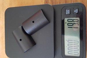 Adapter Ø35-31.8mm