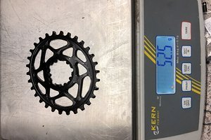 Oval Boost 148 Traction Kettenblatt für SRAM GXP