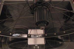 Deore FH-T610 - Rigida X-Pace - DT Comp