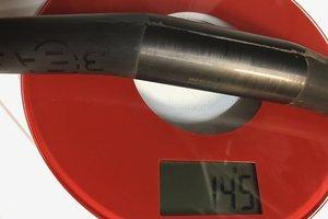 Riser 15 8° 740 mm UD schwarz