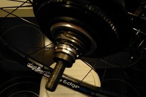 Alfine SG-S7001-8 - Ryde Edge 26 OS - Sapim Laser