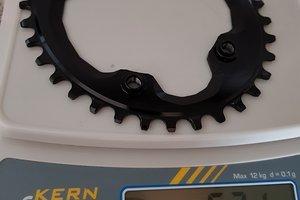 Shimano XTR M9000 / M9020 Kettenblatt - Oval