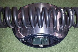 Stahlfeder für Kage/Vivid 267 mm