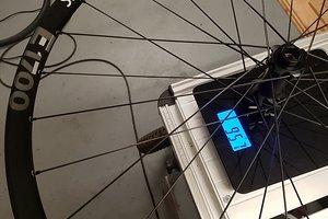 E1700 SPLINE TWO 29'' (30mm) Disc IS BOOST (15x100mm) Black VR