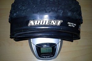 "Ardent 26x2.4"" Dual Exo TR"