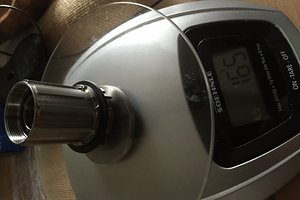 Freilaufkörper Pro 2 EVO / Pro 3 Steel Rotor Body Shimano