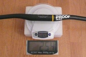Warhead 760 Carbon Riser