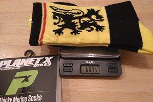 Thicky Merino Socks