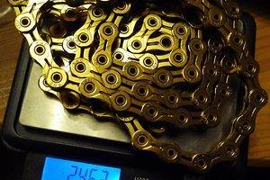 X 10 SL Gold