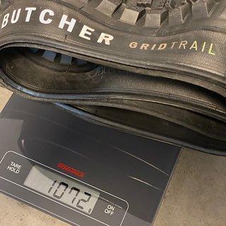 Gewicht Specialized Reifen Butcher Grid Trail T9 29x2.3