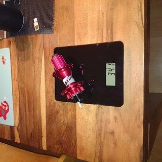 Gewicht Superstar Components Nabe Switch Ultra Rear Hub 142/12 32-Loch