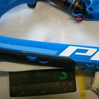 Gewicht Pivot Cycles Full-Suspension Mach 429 Trail XL